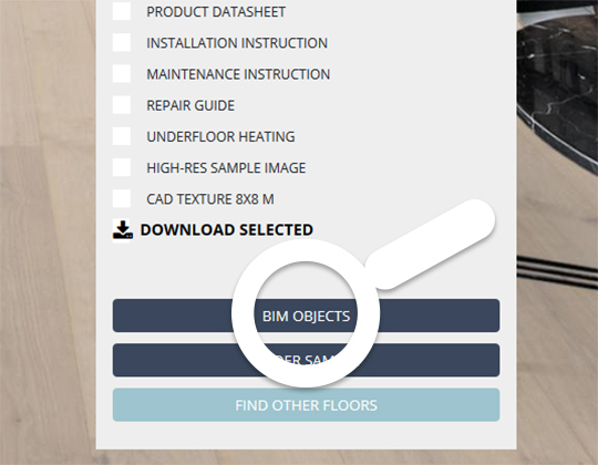 Flooring BIM Objects for ArchiCAD and Revit Kährs for