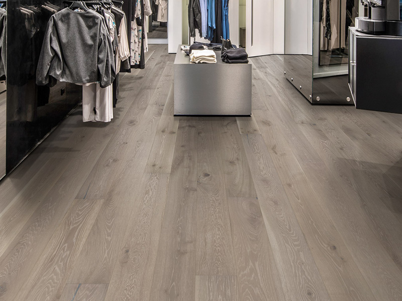 Kährs 1-strip wood flooring